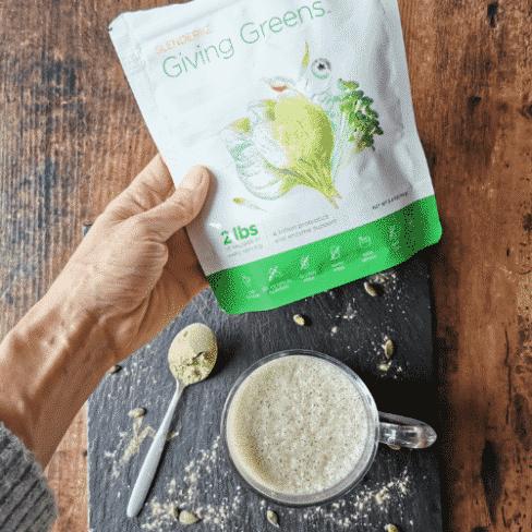 giving greens - slenderiiz - ariix