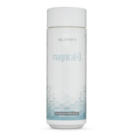 magnical-d producto de la gama Nutrifii de ARIIX-Newage - Complemento alimenticio - calcio - magnesio