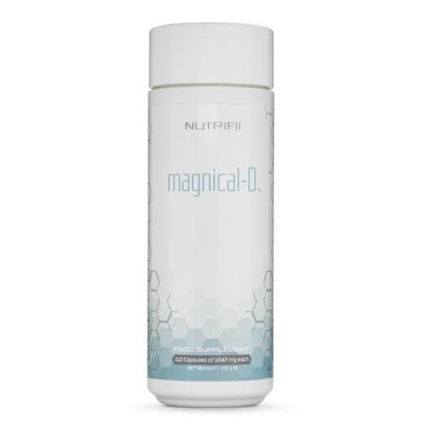 magnical-d product uit het Nutrifii assortiment van ARIIX-Newage - voedingssupplement - calcium - magnesium
