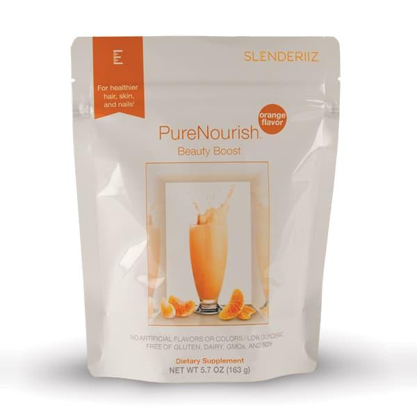 Producto : Beauty Boost de la gama Slenderiiz de Ariix-Nawage - complemento alimenticio
