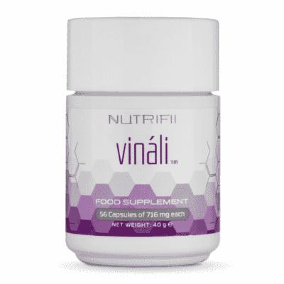vinali - produit ARIIX - NewAge - nutrifii - Complément alimentaire - antioxydant