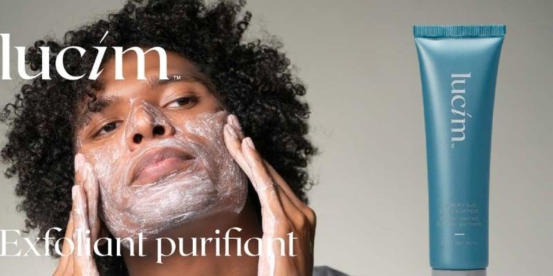 exfoliant - purifiant - lucim - ariix - soin visage