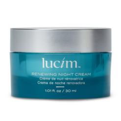 produit : crème de nuit rénovatrice de la gamme Lucim par ARIIX-NewAge - soin de la peau