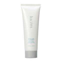 produit : gel nettoyant visage de la gamme Lucim par ARIIX-NewAge - soin de la peau