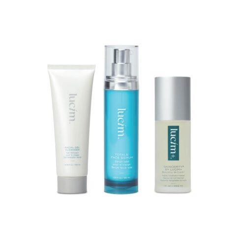 Pack Lucim - GEl Nettoyant + Sérum Total Visage + Skincerity - ARIIX