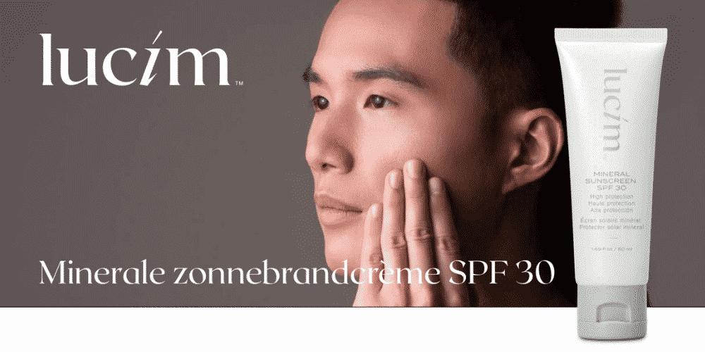 Minerale zonnebrandcrème SPF 30