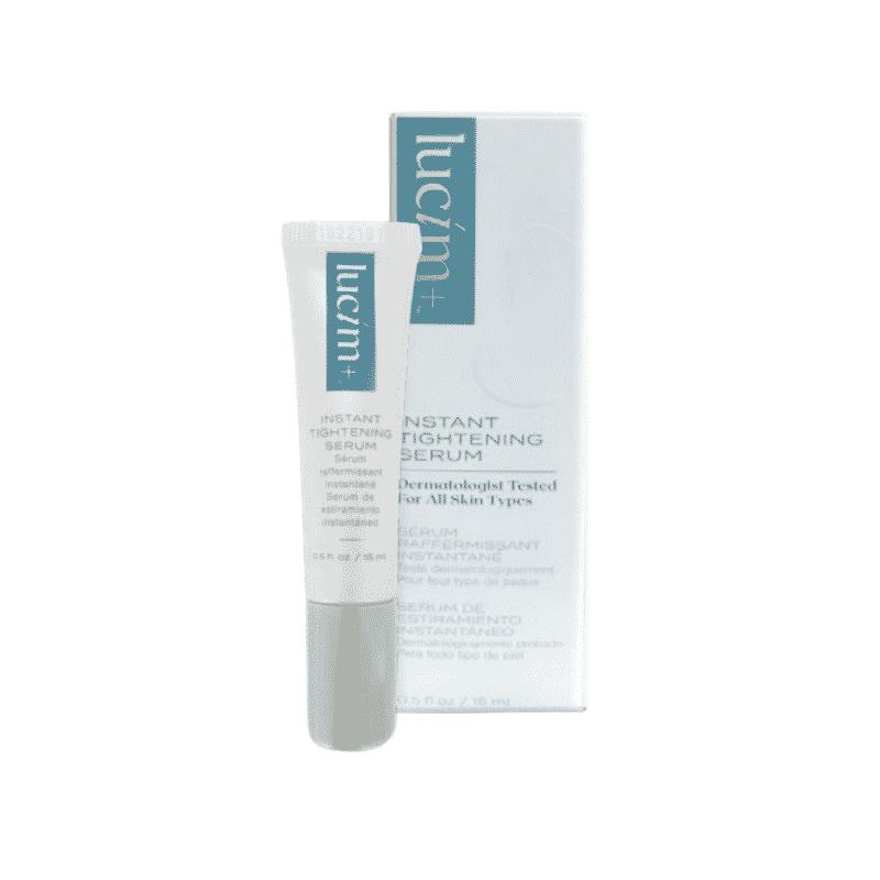 Product foto onmiddellijk verstevigend serum - ariix - lucim - huidverzorging